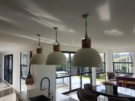 New Pendant Lighting